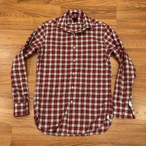 J Crew Ludlow patterned shirt